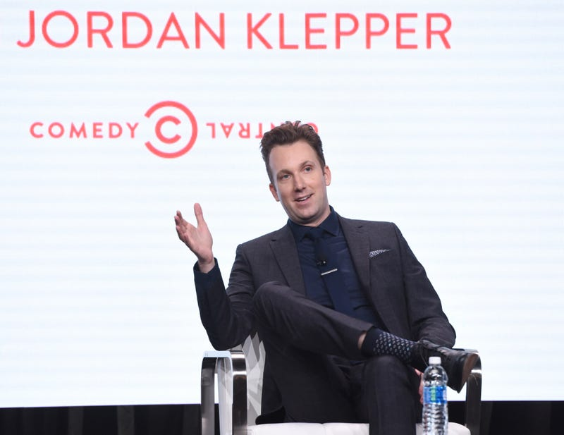 TV personality Jordan Klepper speaks at Viacom TCA Summer 2017 on July 25, 2017, in Beverly Hills, Calif. (Vivien Killilea/Getty Images for Viacom)