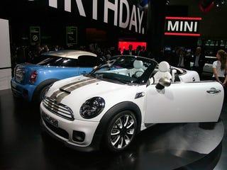 Illustration for article titled Mini Cooper Roadster