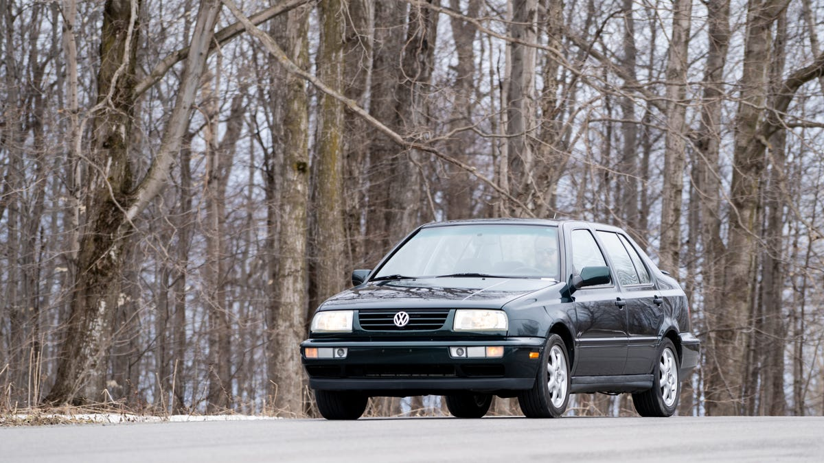 The Volkswagen Jetta GLX VR6 Was Ahead Of Its Time