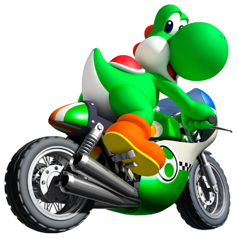 Illustration for article titled Is Yoshi A Raging Capitalist?