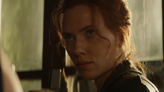 The Latest Black Widow Footage Asks,  Who the Hell Is That Guy?