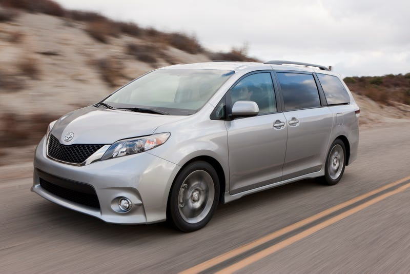 Illustration for article titled 2011 Toyota Sienna: First Drive
