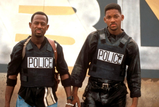 Martin Lawrence and Will Smith in the Bad Boys franchiseSony screenshot