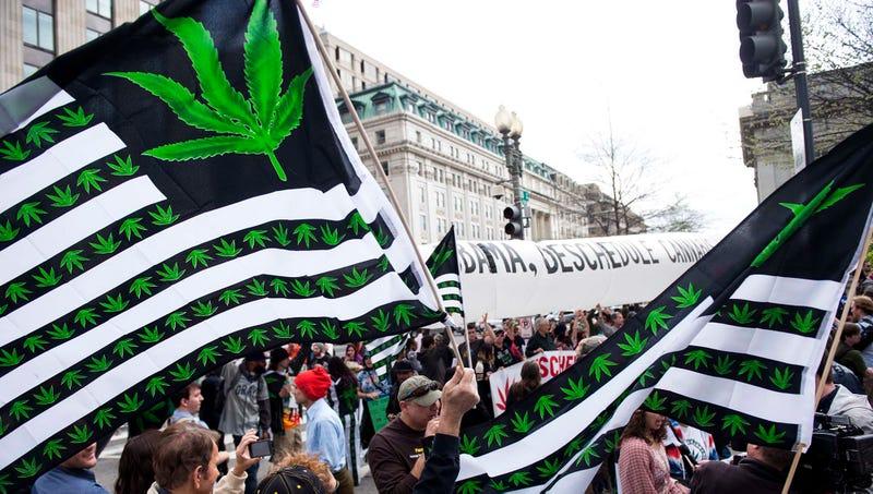 Illustration for article titled A Timeline Of Marijuana Legalization