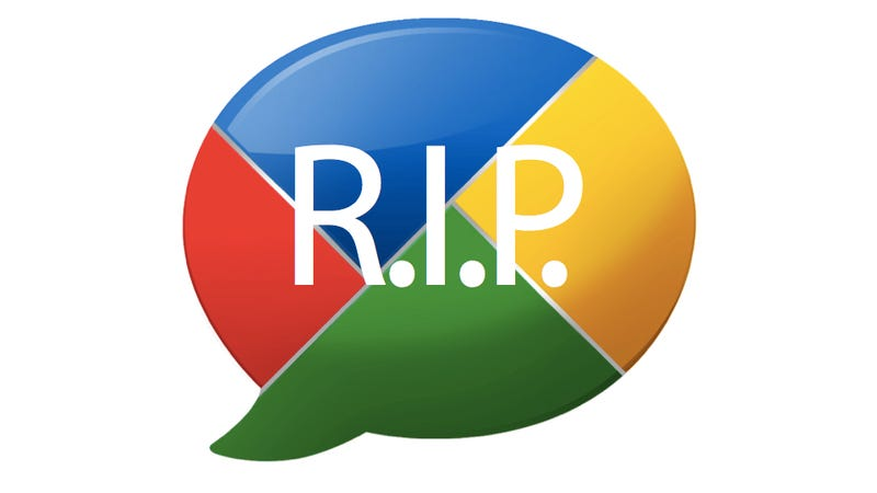 Illustration for article titled RIP Google Buzz