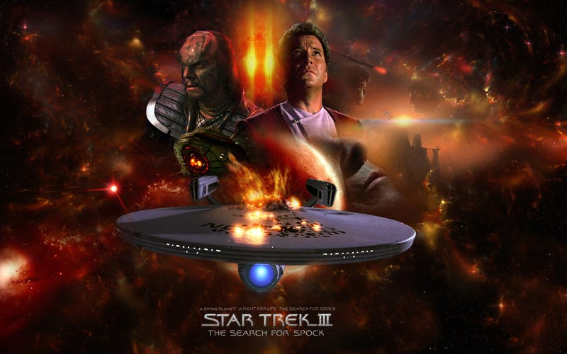 Illustration for article titled Star Trek 3, don't click if you like this movie...