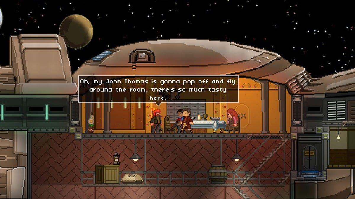 Some Of The Best Starbound Mods