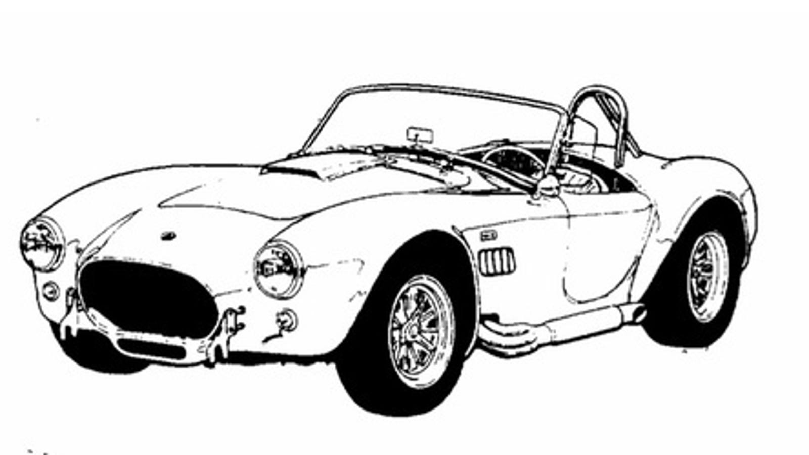 Carroll Shelby Loses Trademark Fight Over Cobra S Design