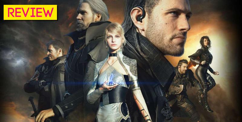 Illustration for article titled Kingsglaive: Final Fantasy XV: The Kotaku Review
