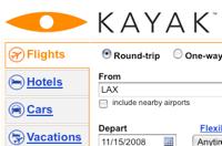 Illustration for article titled Hive Five Winner for Best Travel Site: Kayak