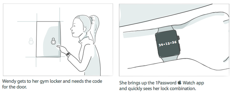 Illustration for article titled Steal This Idea: A Smartwatch App That Automatically Provides Passwords