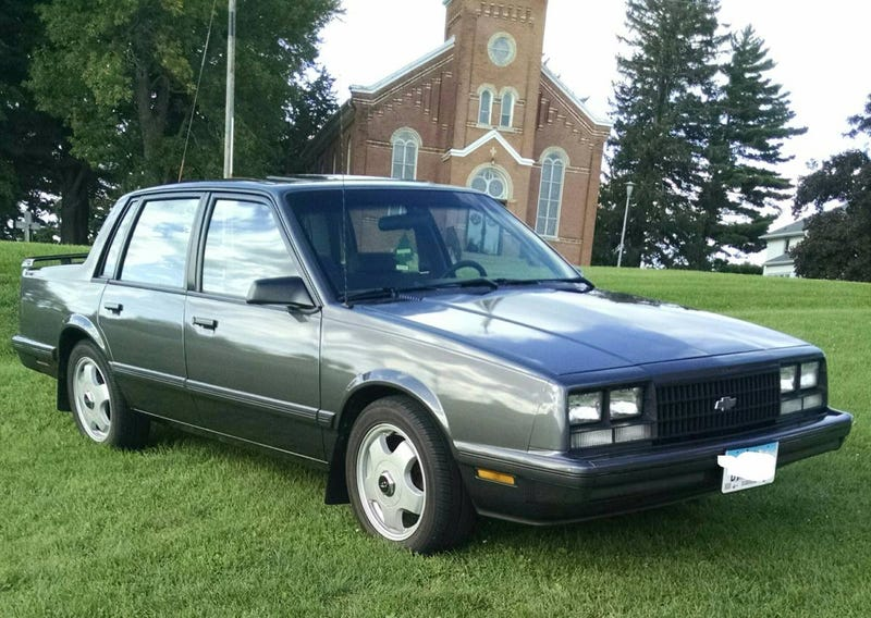 For 2 800 Would You Join The Cult Of This 1984 Chevy