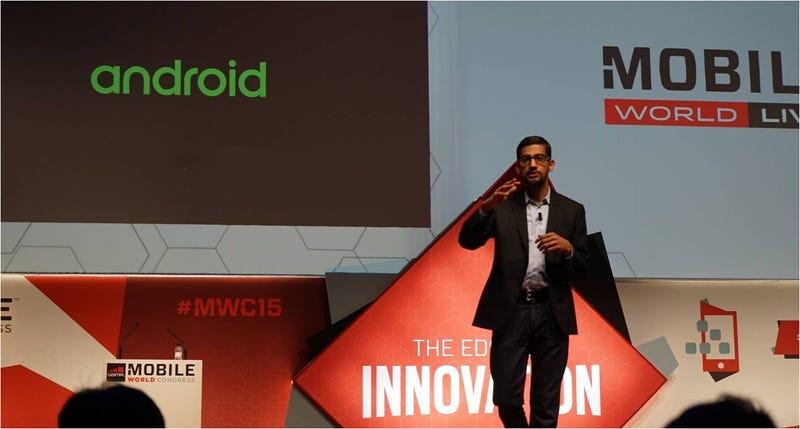 Illustration for article titled Sundar Pichai, jefe de Android, explica por qué no ha matado a los Nexus