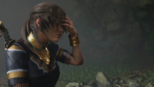 Nobody Knows What's Up With Tomb Raider's Eighth DLC