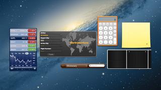 Illustration for article titled WidgetRunner Puts Dashboard Widgets on Your Desktop