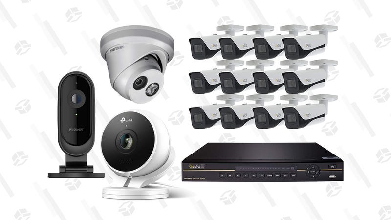 Security and Surveillance Gold Box | Amazon