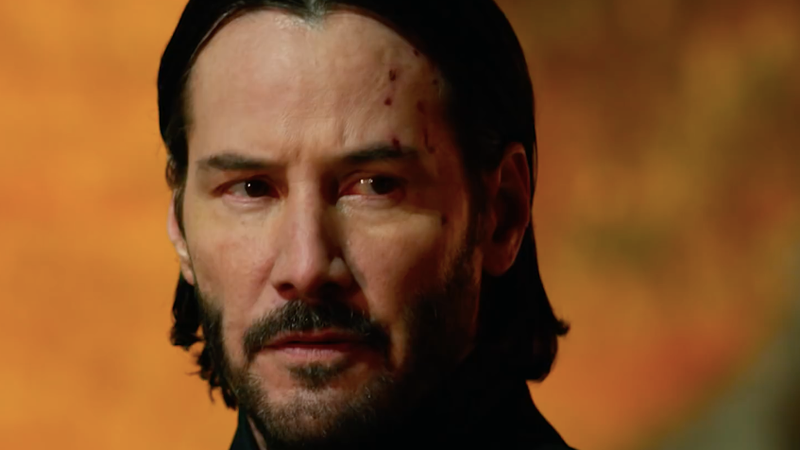 Keanu Reeves' John Wick TV Series Is Officially Happening on Starz