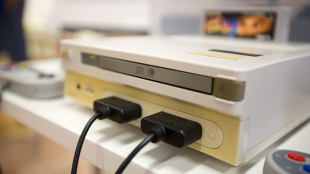 Nintendo Play Station  Prototype Will Be Auctioned Off In February