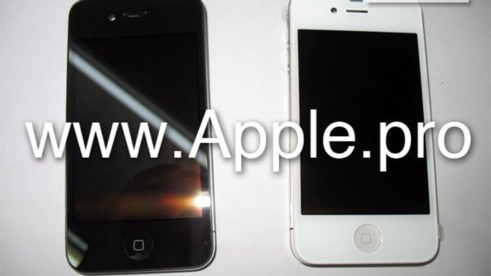 Another Purported White iPhone 4G Case Spotted in Hong Kong