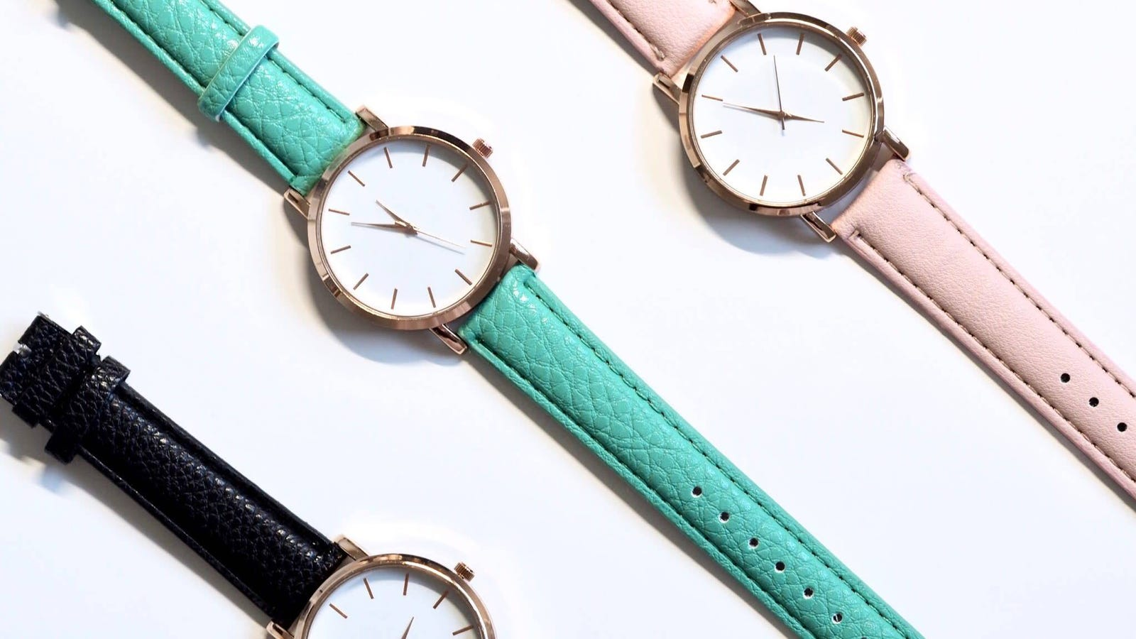 How Do You Clean a Watch Band, Anyway?