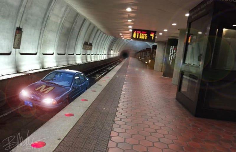 Illustration for article titled Geo Metro > DC Metro