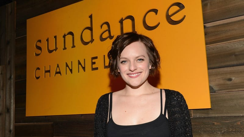 Illustration for article titled Elisabeth Moss Was Nervous About Doing Onscreen Nudity For The First Time