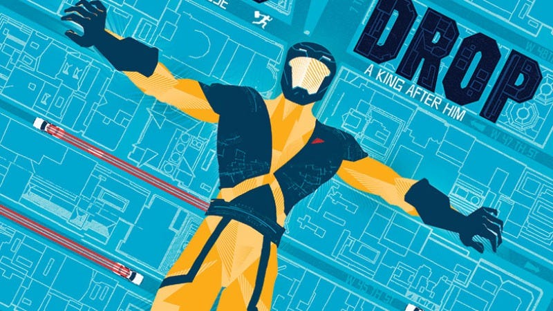 Illustration for article titled Exclusive Valiant preview: Ales Kot crafts a superhero thriller in Dead Drop #1