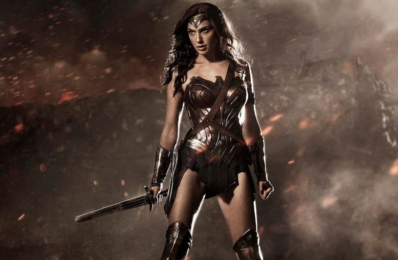 Illustration for article titled Our First Glimpse of Batman V. Superman Includes the New Wonder Woman