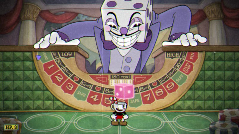 Illustration for article titled King Dice's Die Dying To Make Me Die