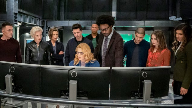 Arrow s Series Finale Was Really a Beginning for the Show s Most Underrated Character