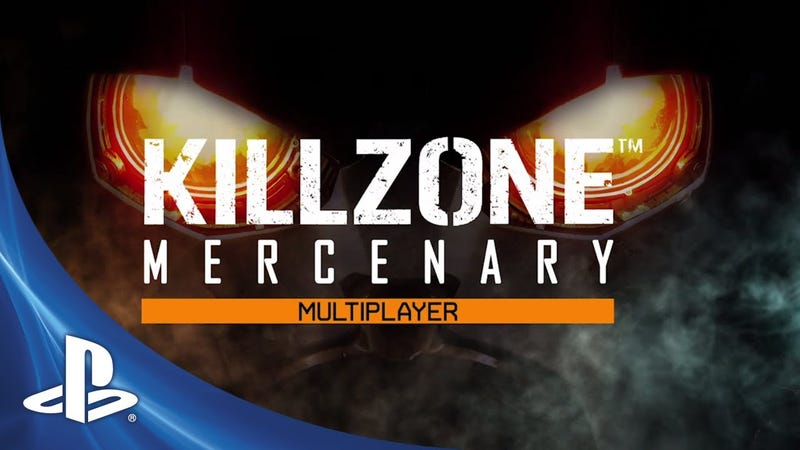 Illustration for article titled Killzone: Mercenary Open Beta - Color me Surprised