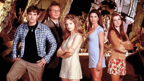25 years later, the Buffy movie looks less like a dry run