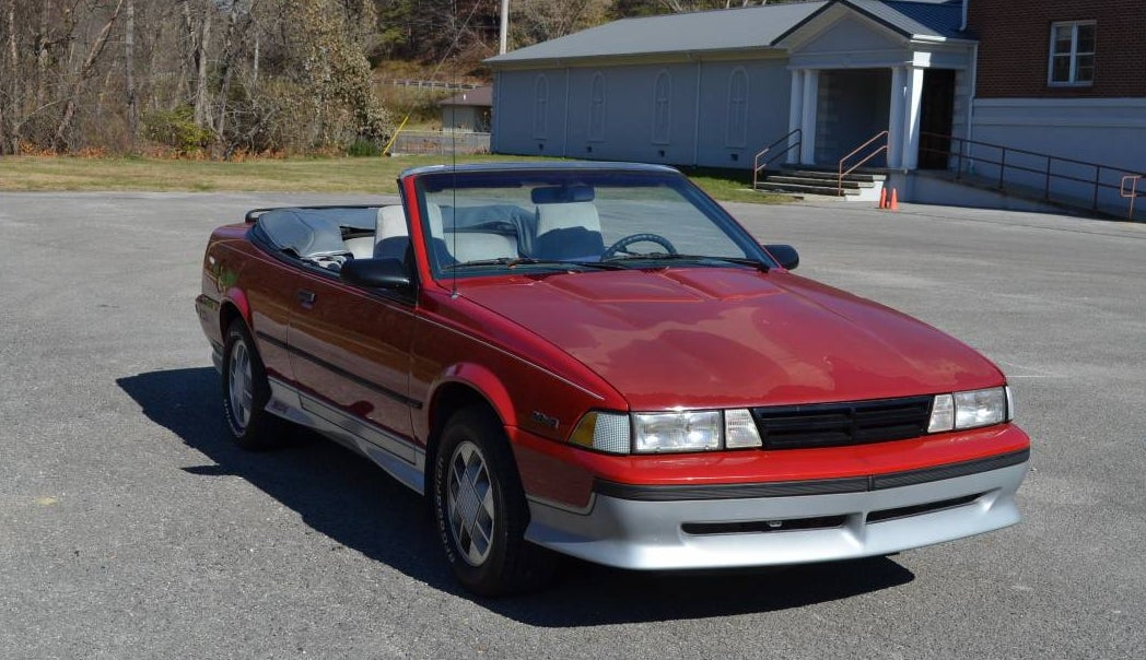 for 2 495 this 1989 chevy cavalier could have quite the attitude rh jalopnik com 1989 Chevy Cavalier Z24 Hatchback Chevy Cavalier Z24 Parts