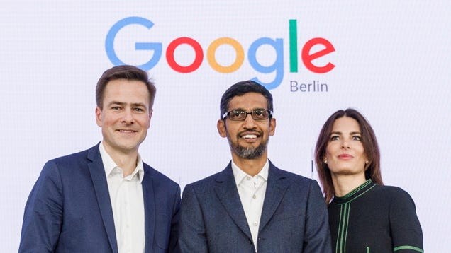 Google Threatens Pulling News From EU as Disastrous Copyright Legislation Flounders