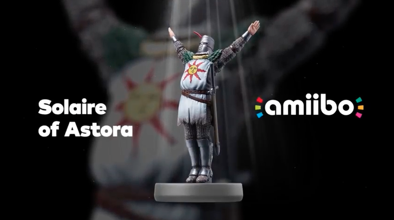 Illustration for article titled Praise The Sun, It's A Dark Souls Amiibo