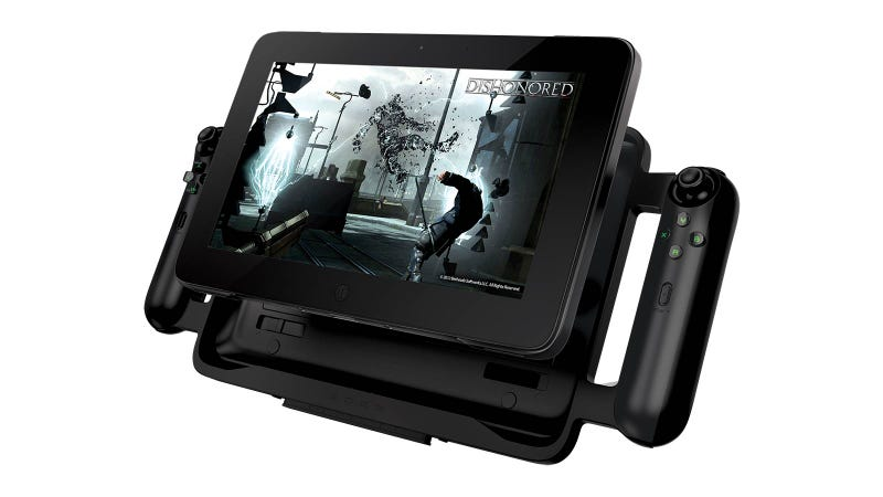 Illustration for article titled Razer Edge Tablet: An Entire Gaming PC in a Tablet