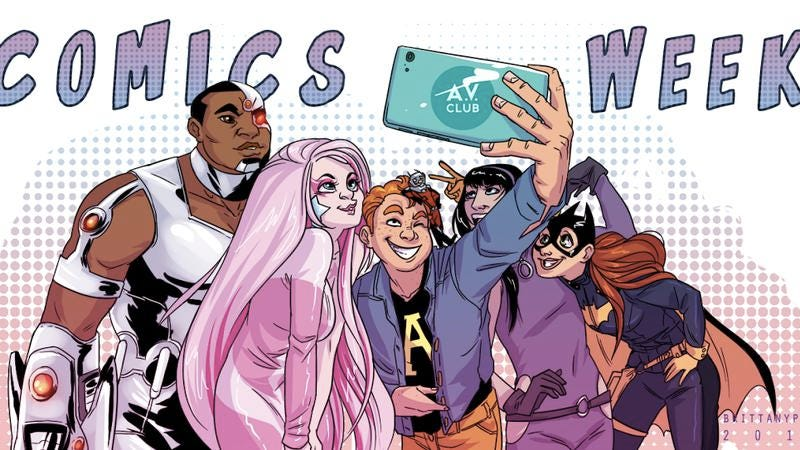 Illustration for article titled It's Comics Week at The A.V. Club!