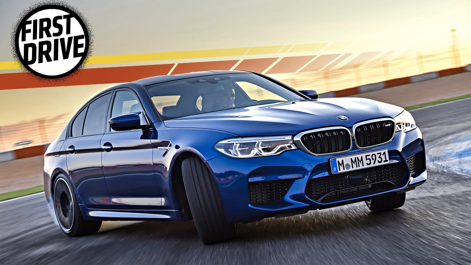 Coupe Series bmw m5 review The 2018 BMW M5 Makes Peace In The War Between RWD And AWD