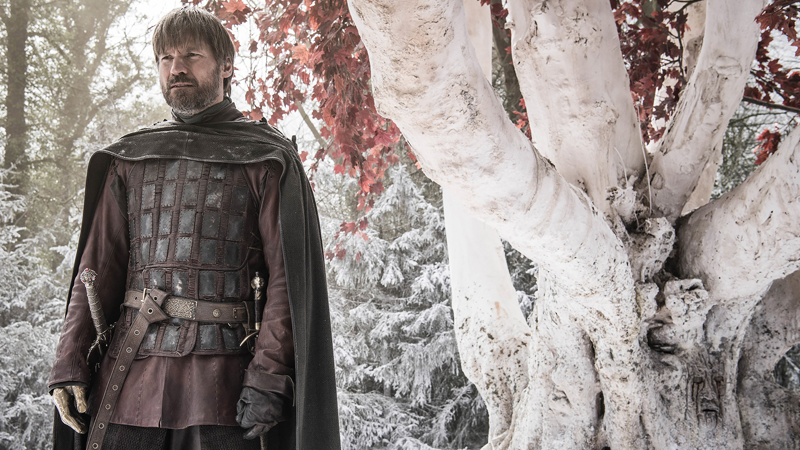 Jaime Lannister is on the scene, and our gathered characters have thoughts about that.