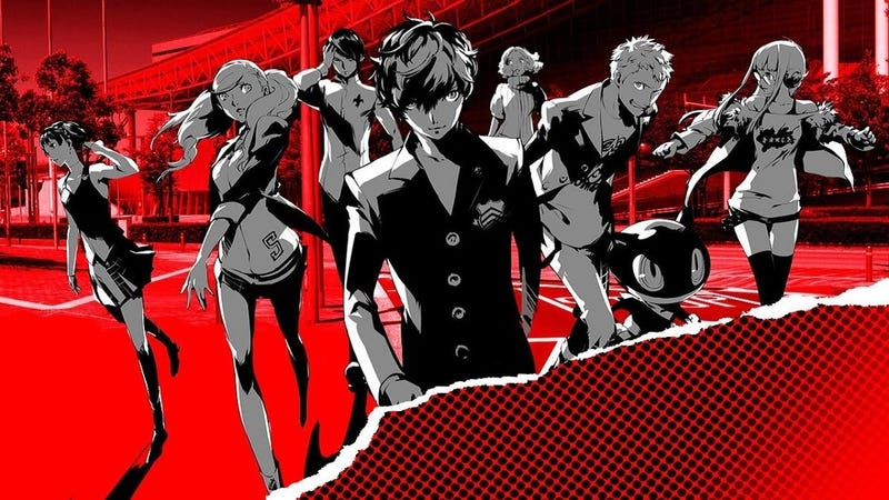 Illustration for article titled Persona 5: Early Impressions