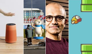 Illustration for article titled Facebook, Paper, Nadella, Sochi y Flappy Bird, lo mejor de la semana