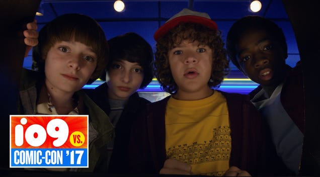 The New Stranger Things Trailer Is a Real Thriller, and in More Ways Than One