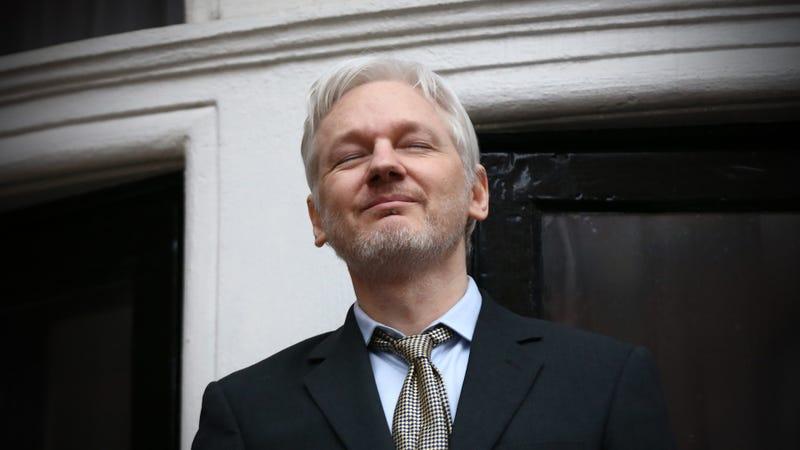 Imagen: Julian Assange, fundador de Wikileaks