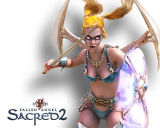 Illustration for article titled Sacred 2 Console Versions Slip To 2009