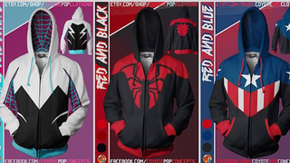 Illustration for article titled You Have Until The End Of The Week To Buy These Superhero Hoodies