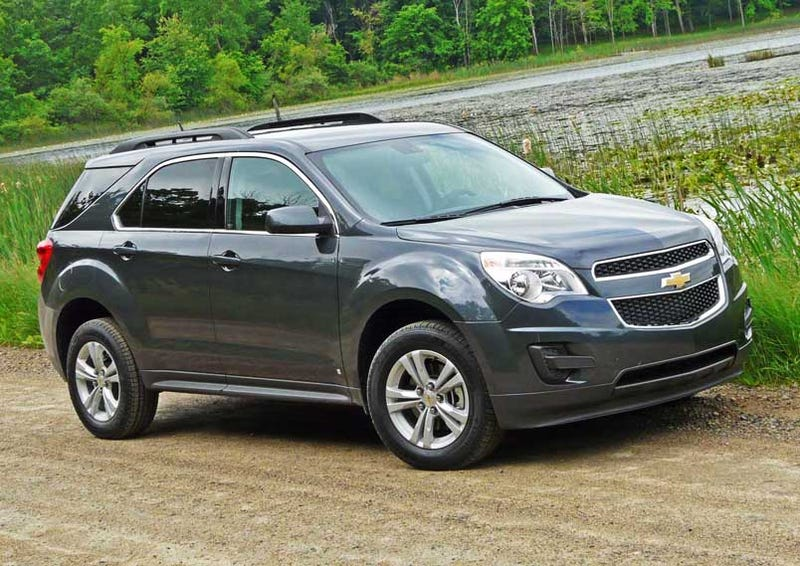 Illustration for article titled 2010 Chevrolet Equinox: First Drive