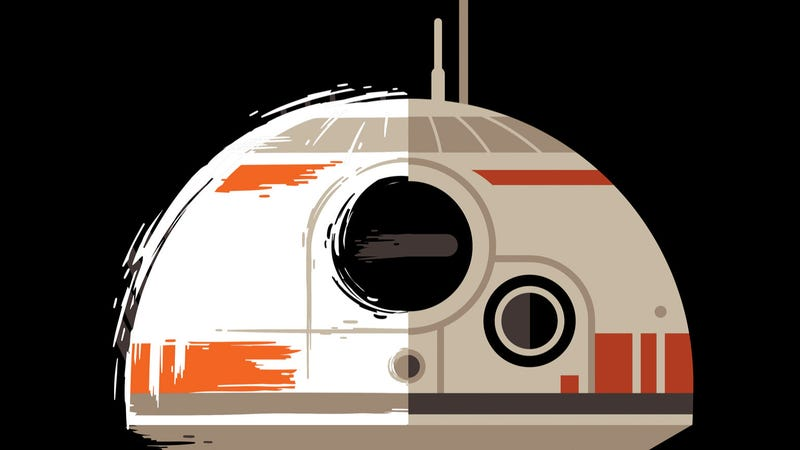 Illustration for article titled You Can Be Part Of The Official Star Wars: The Force Awakens Art Show
