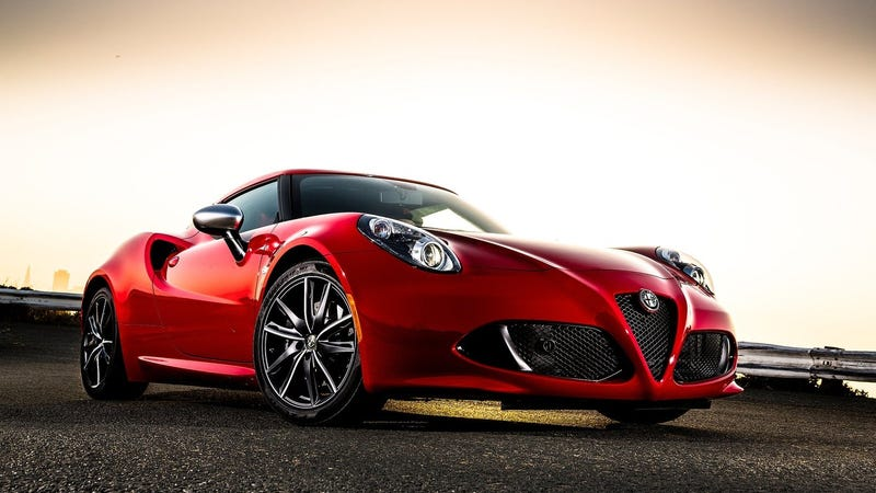 Illustration for article titled Dead: Alfa Romeo 4C Coupe