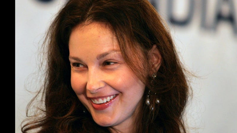 Illustration for article titled Ashley Judd May Just Be a Pawn In the Political Game
