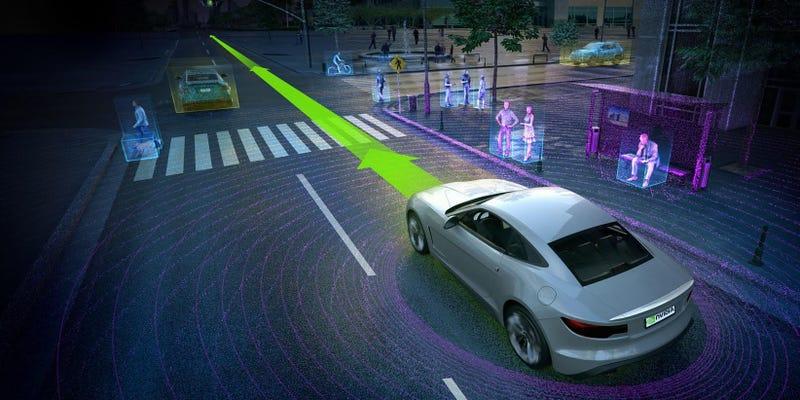 Nvidia's Autonomous Car Computer Makes 24 Trillion AI Operations a Second